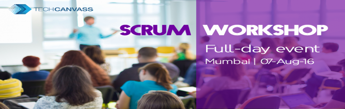 Book Online Tickets for SCRUM Workshop, Mumbai. \