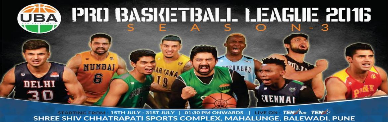 Book Online Tickets for UBA Season 3 - Mumbai Challengers Vs Pun, Pune. UBA Season 3