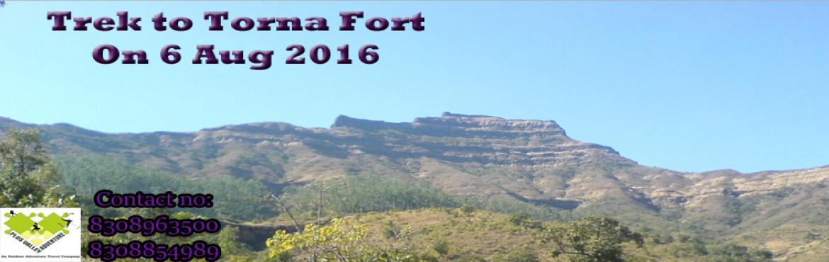 Trek to Torna Fort