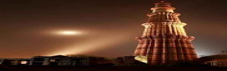 Photoexpress  Light Trail at Qutub Minar 16 July