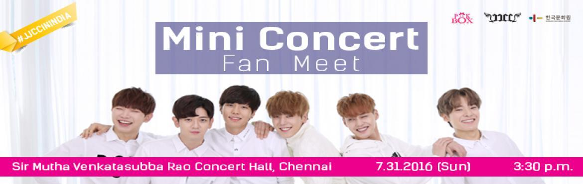 Book Online Tickets for JJCC IN INDIA ( MINI CONCERT/FANMEET) , Chennai. JJCC IN INDIA!!! Get up close and personal! Play games, click pictures, Hi-Touch with JJCC!!! Signed photocards, signed albums and backstage passes to be won!!!   Indian Keys! It\'s your turn! 成龍 Jackie Chan\'s KPOP Group&nbsp