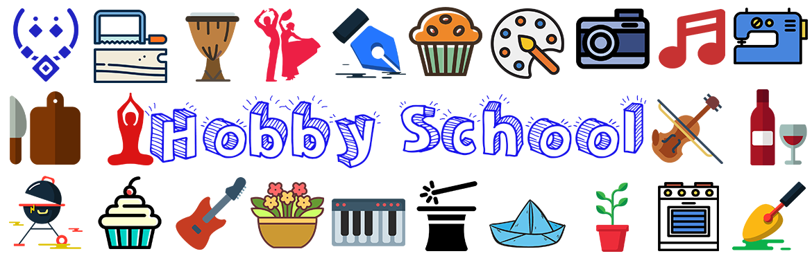 Virtual Live Hobby School Session- DIY (Do It Yourself) copy
