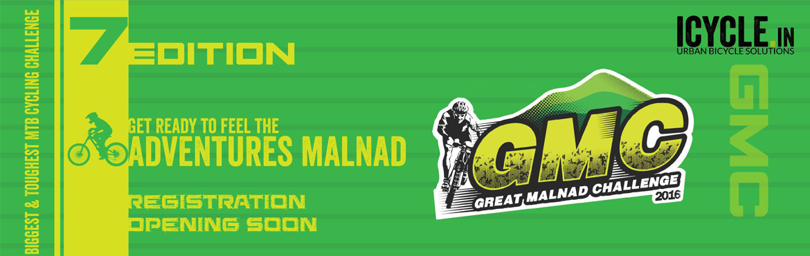 Book Online Tickets for Great Malnad Challenge 2016, Bengaluru. The Great Malnad Challenge, or GMC for short, Is a long distance bicycle ride that exclusively traverses the Western ghats within the state of Karnataka. The part of the Western ghats in the Karnataka region is referred to as MALNAD, which means the