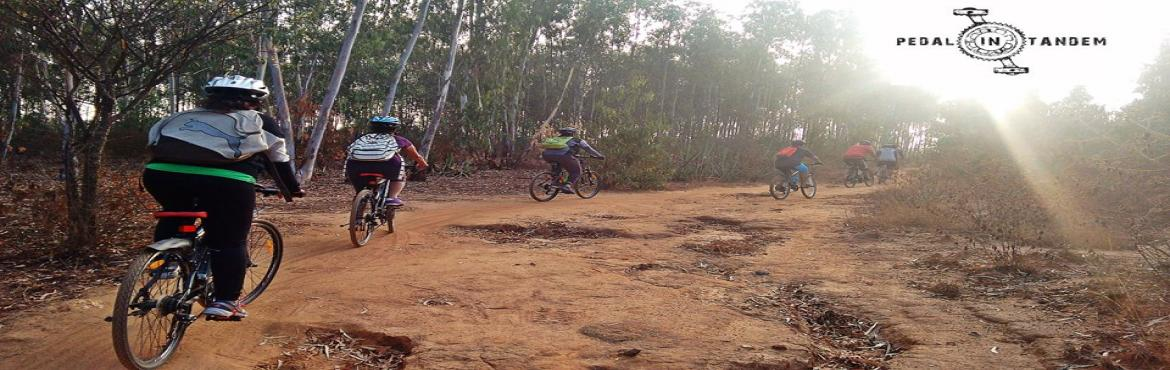 Book Online Tickets for PiT Plantation Trail, Bengaluru. PiT Plantation Trail   Ride starting point: Gunjur club (https://goo.gl/maps/eBGecqtnTex)Ride starting time: 6:30 amThe total riding distance will be about 20kms, almost all off-road through beautiful plantations and villages.Price: Rs.350/- per