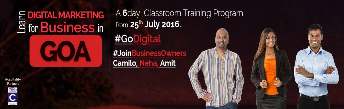 Digital Marketing Training For Small and Medium Business