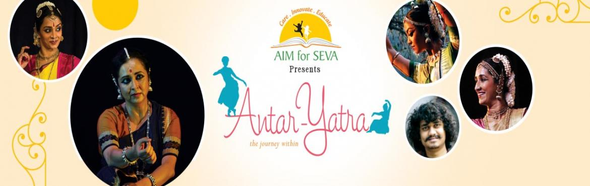 Book Online Tickets for  Antar Yatra, The Journey Within copy, Mumbai. What: Indian Classical Dance Performance - Antar-Yatra – The Journey Within When: 20th July at 7pm Where: Yashwantrao Chavan Main Auditorium, Nariman Point Donor Pass: Rs.1000, Rs.500 & Rs.200 Tickets available on: Bookmyshow, Explara and G