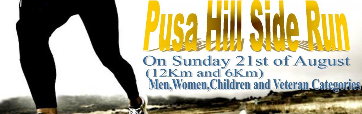 Book Online Tickets for PUSA HILL SIDE RUN, NewDelhi.  PUSA HILL SIDE RUN Running .... Its Not a New Thing For Everyone  We Are  Presenting  You The Running Event Who Gives You Whole New Experience of Running All New Running Route In Delhi Better Atmosphere Make New Friends In Event Who J