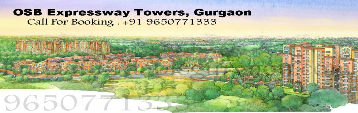 Book Online Tickets for OSB EXPRESSWAY TOWERS Sector 109 Gurgaon, Gurugram. Osb Expressway Towers, Osb Expressway Towers Gurgaon, Osb Expressway Towers Sector 109 Gurgaon, Ocean Expressway Towers, Ocean Expressway Towers Sector 109 Gurgaon, OSB Builder Affordable Project, Ocean Seven Buildtech Pvt Ltd, Ocean Seven Expressway