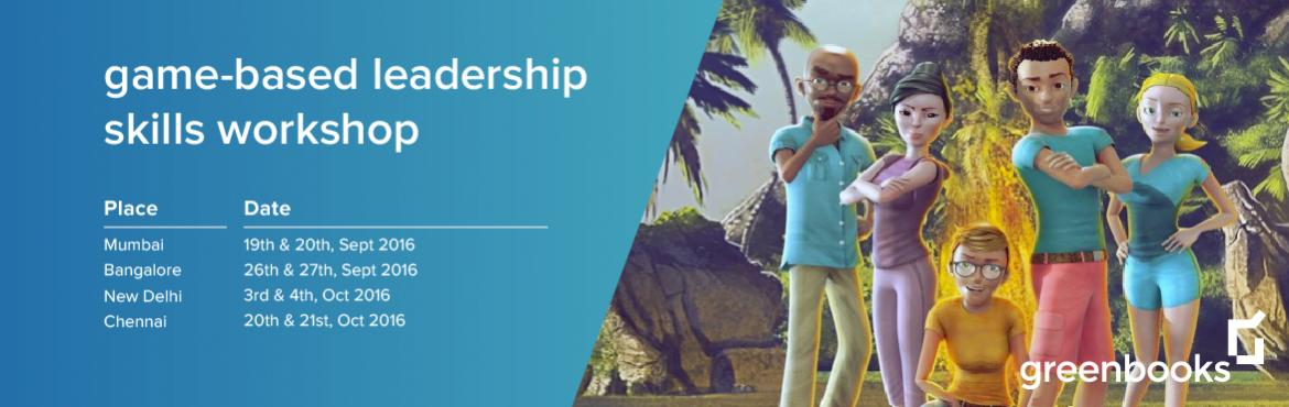Book Online Tickets for Game-based Leadership Skills Workshop - , Chennai. For the first time in India! A virtual world simulator. A thrilling video game. A 2 day intensive classroom experience   Strengthen the leadership skills needed for managing high-performance teams through the Pacific game.  Participants&nbs