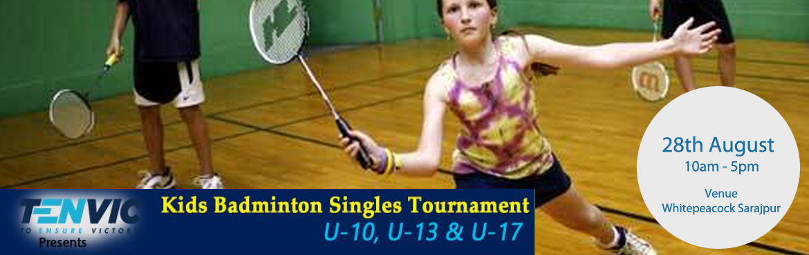 Kids Badminton Tournament