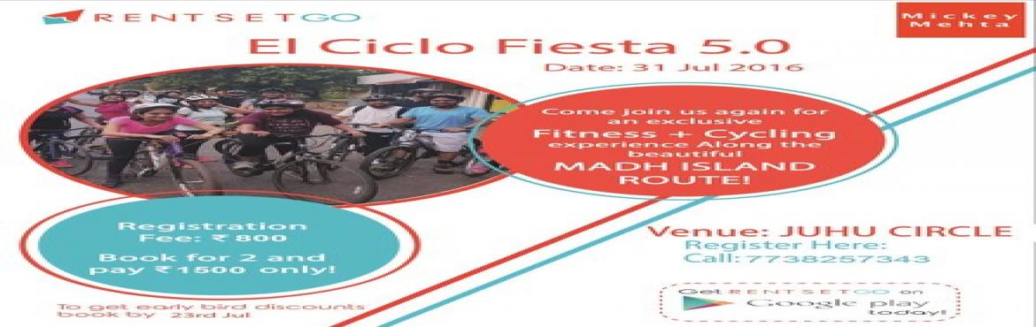 El Ciclo Fiesta 5.0-Cycling Event