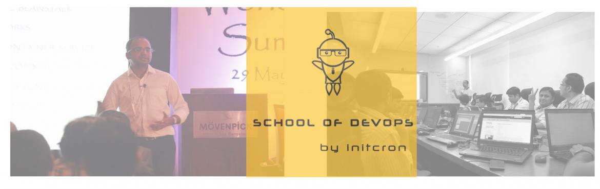 Hands on workshop training on Chef, the most popular configuration management devops automation tool. Classroom training in Bangalore and online mode