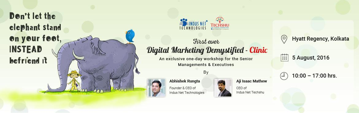 Digital Marketing Demystified - Clinic