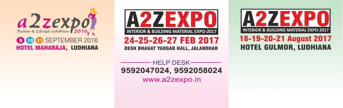 A2Z Expo 2017 Interior Exterior Exhibition