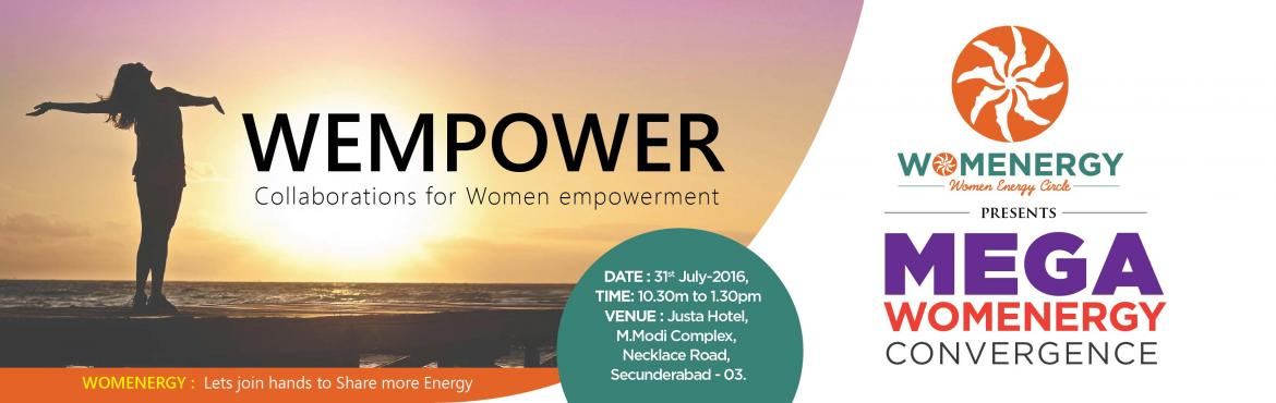 WOMENERGY MEGA CONVERGENCE