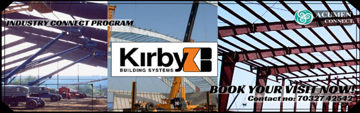 INDUSTRIAL VISIT TO KIRBY BUILDING SYSTEMS 20th
