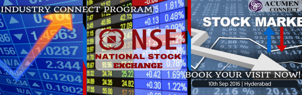 INDUSTRIAL VISIT TO NSE