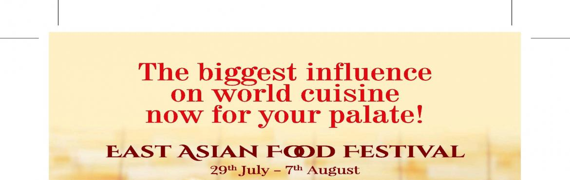 EAST ASIAN FOOD FESTIVAL