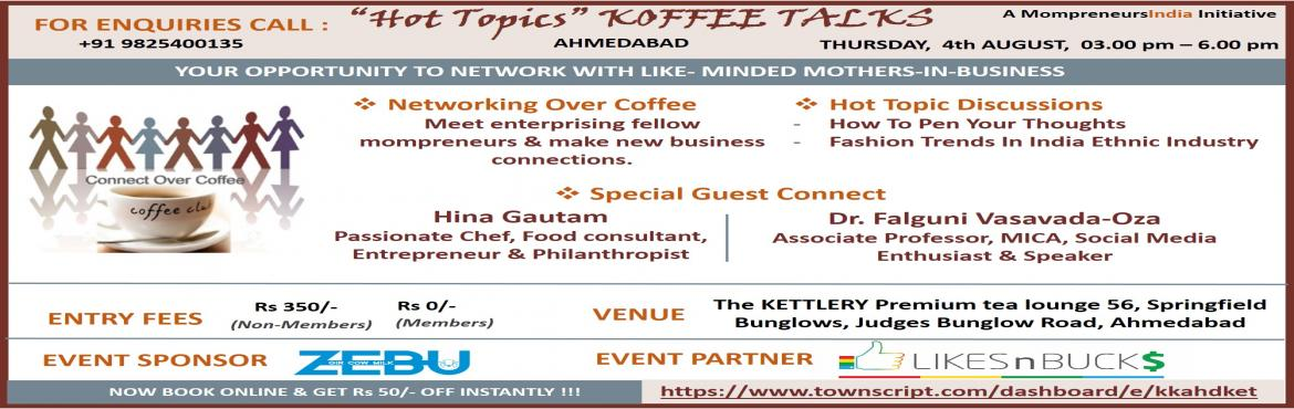 MompreneursIndia Koffee Konnect