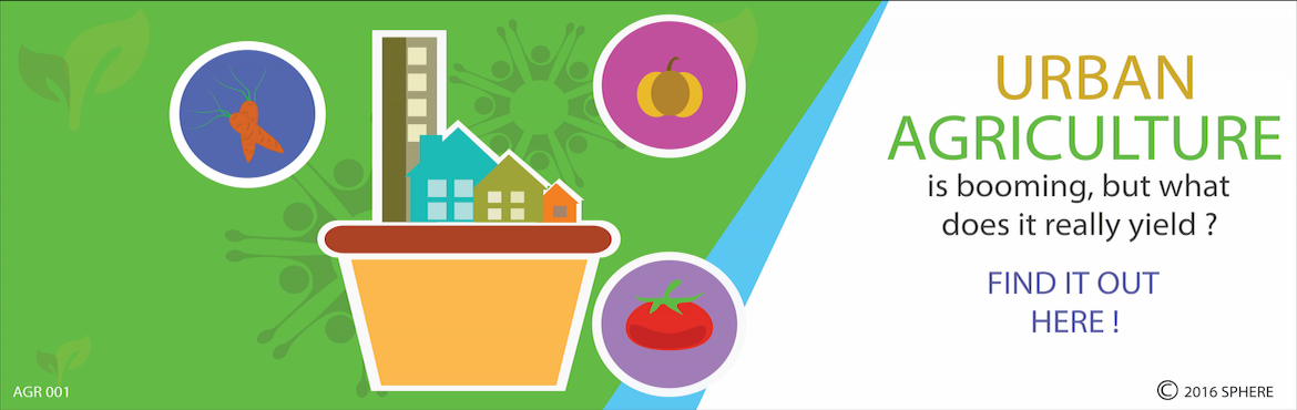Book Online Tickets for URBAN AGRICULTURE, Bengaluru. Urban agriculture and horticulture provide multiple functions and benefits to urban dwellers and cities. Their advantages are manifold: healthy nutrition, reduced loss of food due to inadequate transport and storage, poverty reduction through income