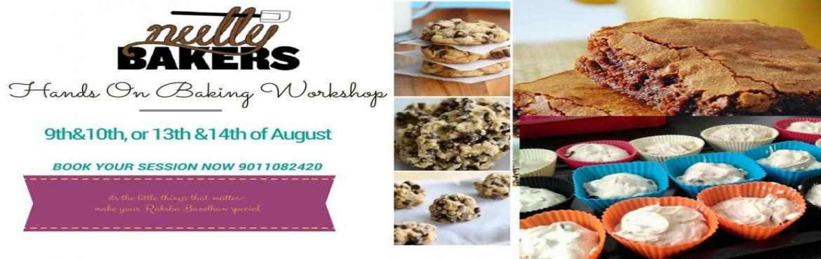 Book Online Tickets for Nutty Bakers Hands On Baking Workshop co, Pune. VENT DETAILS  NUTTY BAKERS HANDS ON BAKING WORKSHOP   It is the little things that matter. Bake your special treats this Rakhi. or Book your sibling a baking session...We\'ll show how simple, fun and fulfilling baking can be! Classes includ