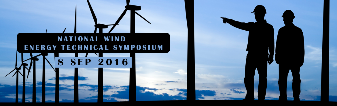National Wind Energy Technical Symposium in REI 2016