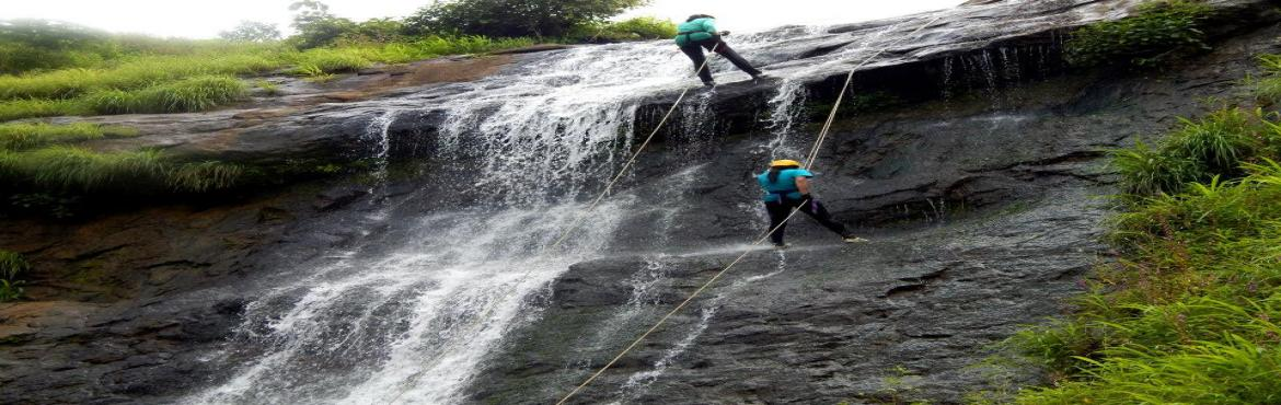 Book Online Tickets for Waterfall Rappeling, Diksal. Small Steps Adventures: Waterfall Rappelling at Diksal waterfall on 31st July 2016Dear Friends, We are offering one more adventurous event; let's do the waterfall rappelling in this monsoon, with Small Steps Adventures Dates: 1)