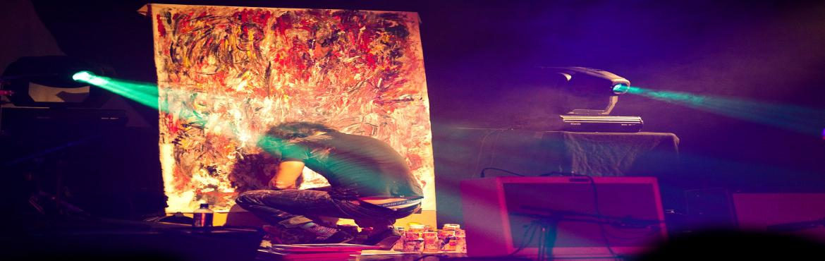 Experience live art and music at Ishanya, Tilting Art Gallery