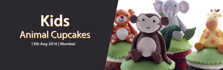 Kids: Animal Cupcakes