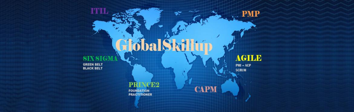 Book Online Tickets for PMP Training and Certification, Chennai. Global Skillup provides PMP Training towards PMP Certification for Experienced Project Managers and Novice Upcoming Project Managers. Project Management is in ever increasing global demand due to industrial growth worldwide. Industries need certified