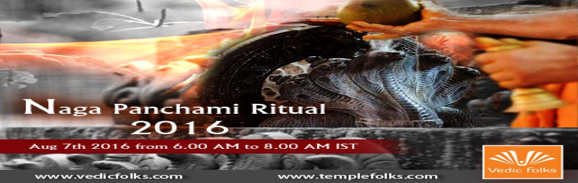 Book Online Tickets for Naga Panchami Day Special Ritual, Chennai. Naga Panchami - Live Webcast On 7th Aug 2016 from 6 am ISTNaga Panchami is the day dedicated to the Snake God Nagraj. On that particular day devotees generally flood the Serpent God with offerings. The festival is called Nag Panchami for it is celebr
