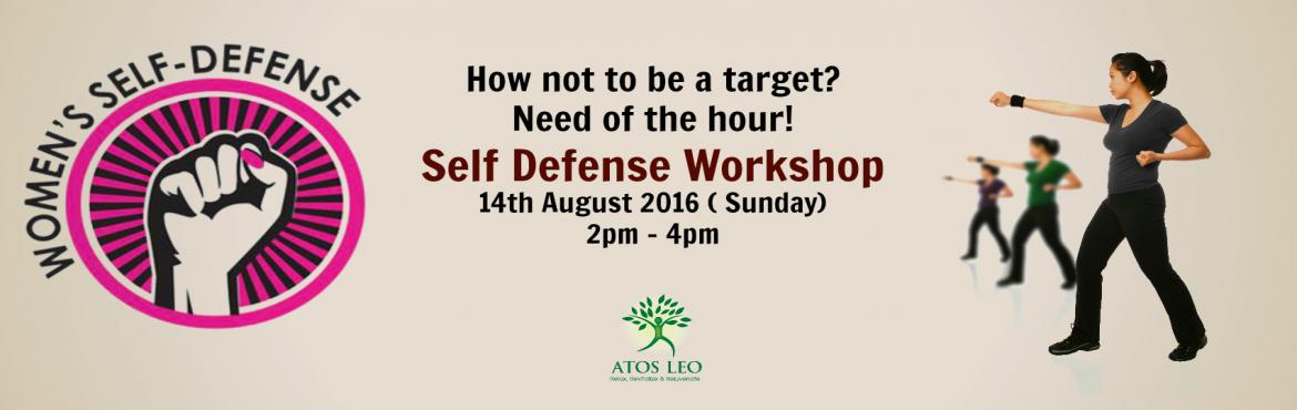 Womens Self Defense Workshop