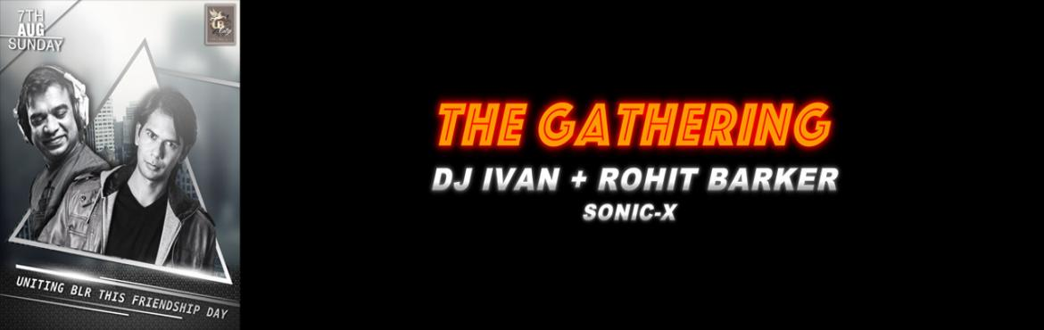 DJ Ivan  Rohit Barker And Sonic  X Live