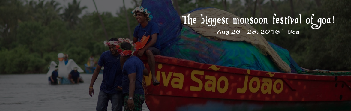 Floats, music, dance and the monsoon mania. Rejoice with the locals, indulge in authentic goan food and match a step to the goan music only in the big