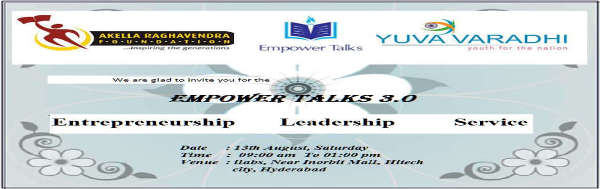 EMPOWER TALKS 3.0