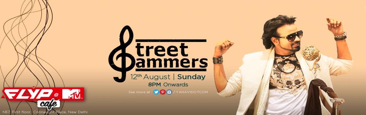 Book Online Tickets for Street Jammers at FLYP, NewDelhi. Welcome to the mystical land of Sufi as Street Jammers all geared up to take you on a soulful journey on 12th August at Flyp MTV, Connaught Place. Powered By: YAHAVI