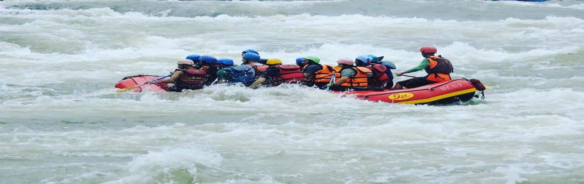 Kolad River rafting with amazing water fun activites