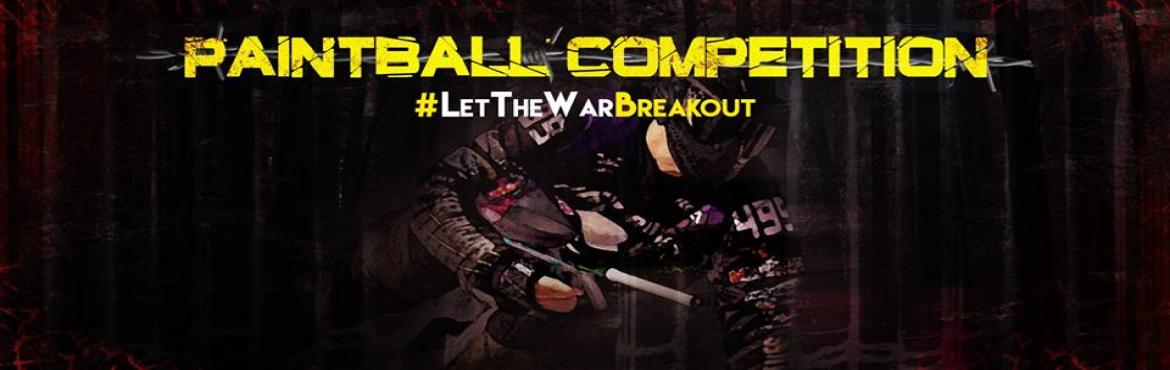 Book Online Tickets for Breakout Paintball Tournament, Kolkata. Breakout, The War of Paintball. Finally the wait is over.Breakout is bringing another paintball tournament in Kolkata.Only first 16 teams of 4 players each will be registred.There will be four rounds in which the winner will be decided and Yes t