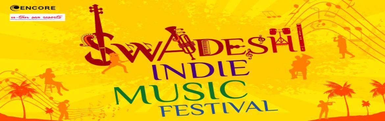 Swadeshi Indie Music Festival - With Kavish, Swadesi Crew, Kanishk Seth