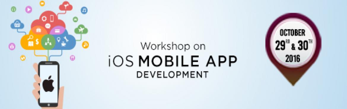 Book Online Tickets for iOS Application Development Workshop cop, Chennai.            Aristocrat technical mentorship series presents iOS Application Development Workshop. It is an initiative of Aristocrat IT solutions (P) Ltd. It is a two days workshop .   &n