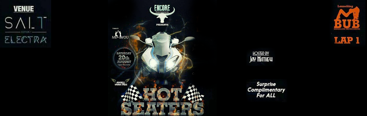 Encore Entertainment Presents Hot Seaters