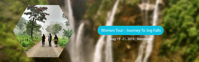 Women Tour - Journey To Jog Falls