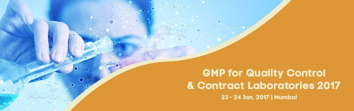 GMP for Quality Control and Contract Laboratories 2017