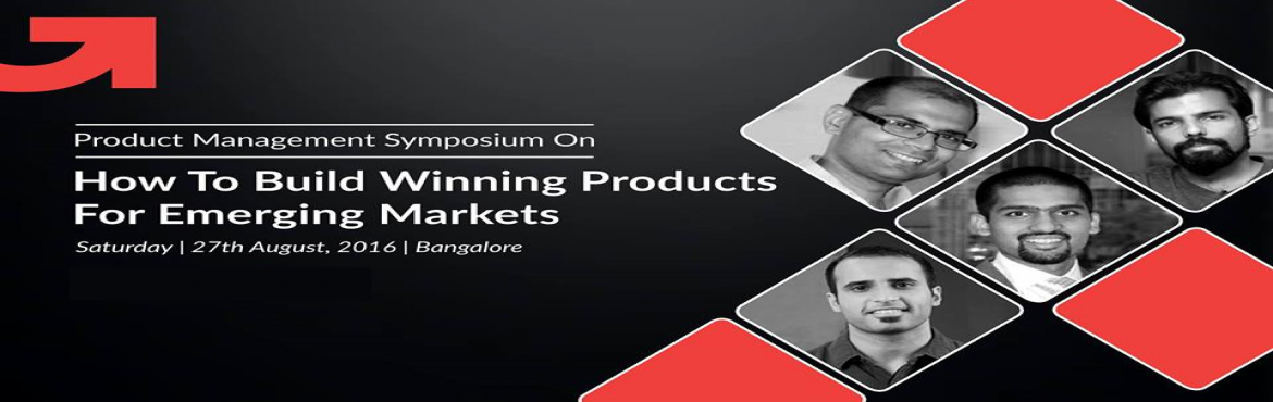 Book Online Tickets for UpGrad Product Management Symposium, Bengaluru. The Product Management eco-system is evolving like never before. With businesses developing across industries, there is a constant need for highly skilled product managers to drive growth and success.  Learn what it takes to develop a product-dr