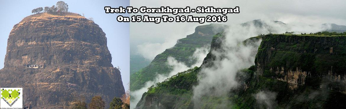 Book Online Tickets for Trek To Gorakhgad Siddhagad Fort , Thane. Gorakgad fort information:-Though the history of the fort is not known, Gorakhgad attracts trekkers due to its thrilling experience of climbing vertical rock wall and breath-taking views. This region of Gorakhgad and Machchindragad has a dense forest