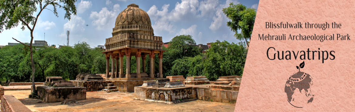 Blissful Walk Through The Mehrauli