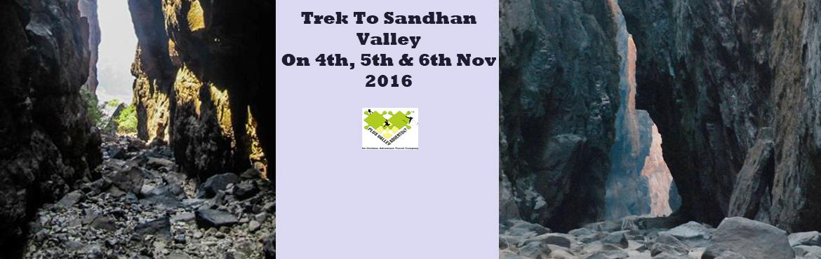 Trek To Sandhan Valley