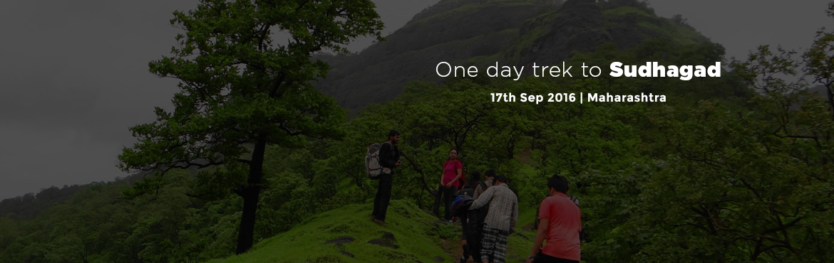 One day trek to Sudhagad