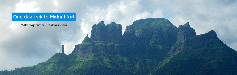One day trek to Mahuli fort