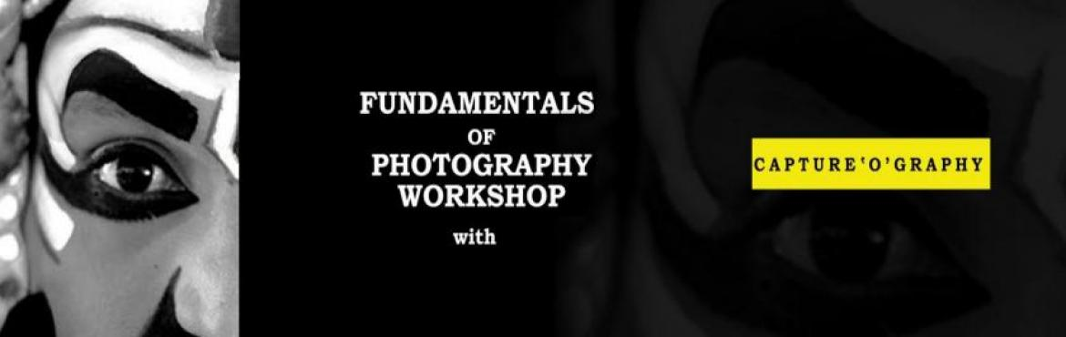Book Online Tickets for Fundamentals of Photography with Capture, Bengaluru. Deion Learn, Interact and Get Inspired! The most important aspect of Photography is to Unleash the Creative You in your photographic style. They will help you look deeper into the technical side of your photography and set you on your way to making y